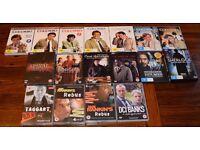 DVD pack TV crime