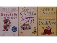 Books - Sophie Kinsella Novels