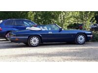 XJS CELEBRATION CONVERTIBLE 4 Litre ,Excellent condition. Fun Reliable Classic to have fun with.
