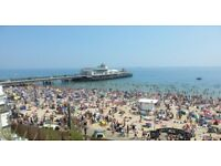 3 BEDROOM HOLIDAY HOUSE, BOURNEMOUTH. Sleeps 7. only available AUGUST holiday let only