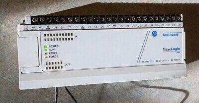 Allen Bradley Micrologix 1000 1761-l32bbb. Tested.