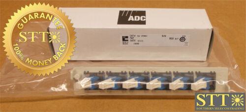 Fl2-6psmsc Adc Fiber Optic Adapter 6 Pack Single Mode Sc Simplex New