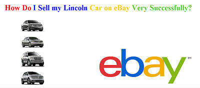 Which Kind of Popular Lincoln Models Sold on eBay  eBay