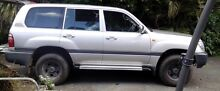 1999 Toyota LandCruiser Wagon Wongawallan Gold Coast North Preview