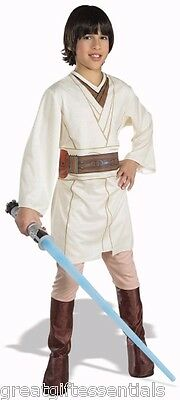 STAR WARS Jedi * OBI-WAN KENOBI * Child Costume S SMALL Licensed - Jedi Kid Costume