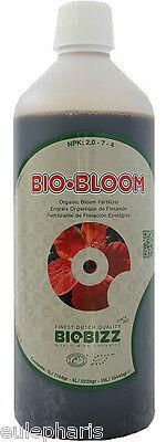 BIO-BLOOM 500ml BioBizz Abono/Fertilizante Floracion 100% Biologico Bio Bizz