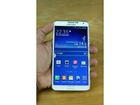 Samsung Galaxy Note 3 16gb unlocked white color excellent condition like brand new