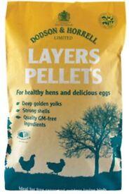 Egg layers pellets dated november 2017