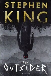 THE OUTSIDER BY STEPHEN KING NEW FICTION SAVE $27!!