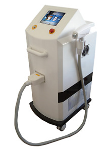 Laser hair, tattoo, cellulite remover and contour machines