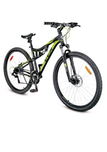 CCM alpha Doal suspension mountain bike 29 in