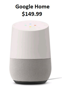 Google home (Brand New) 149.99$ Thunderbay