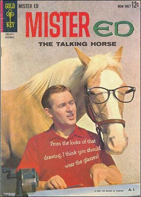 MR. ED The Talking Horse  refrigerator magnet 3 1/2 X 4 3/4 ""