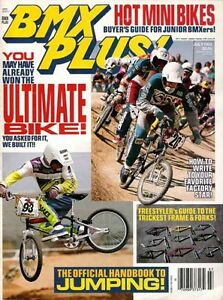 Wanted: 1980s and 1990s BMX Magazines