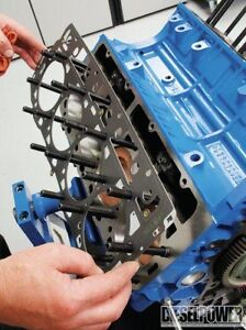 Duramax head gasket mechanic low rates great service