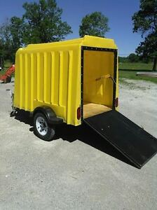 2016 Yuppie Wagon - can be towed by small cars!