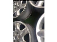 SET OF 4 LAND ROVER ALLOY WHEELS 7Jx17CH-47 GAISI7MG