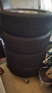 Subaru Outback Winter Tires