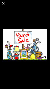 Yard Sale and Estate Sale - RAIN OR SHINE