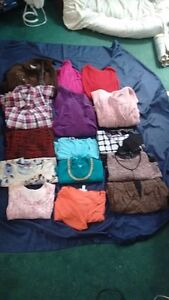 Assortment of High End Women's clothing