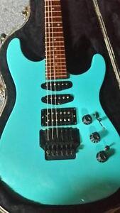 1988 Fender American HM Heavy Metal Stratocaster