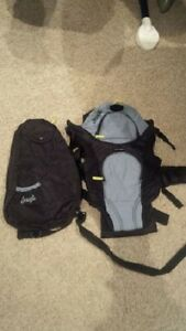 Snuggli with extra carrying bag. $25 Kitchener / Waterloo Kitchener Area image 1