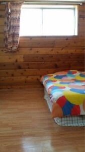 Furnished room available $25/day/person $150/week/person