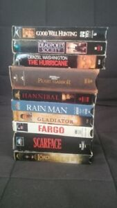 VHS Collection (67 Movies)
