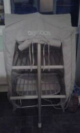 Lakeland 'Dry Soon' electric dryer with cover and mesh panels