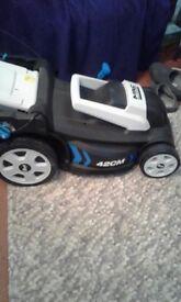 Mac allister electric lawn mower