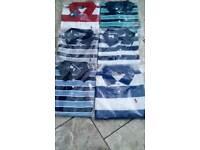 mens collered designer tshirts