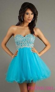 Light Blue Alyce Date/Prom Dress
