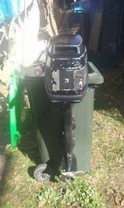 mercury 8hp outboard motor Toormina Coffs Harbour City Preview