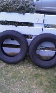 4 brand new size 14 car tyres Tootgarook Mornington Peninsula Preview
