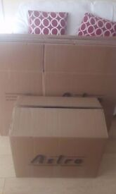 Packing Boxes Large x 8