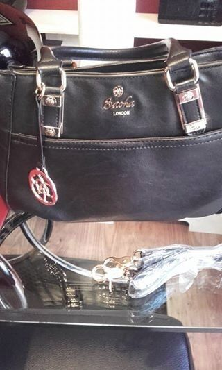 Brand New Sacha Of London Leather Hand Bag