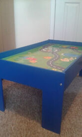 Child's train or lego table ***NEW PRICE***