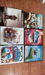 6 movies for sale