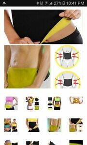 Slimming high waist panties and hot waist trainers