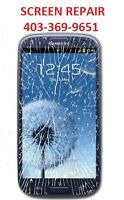 PROFESSIONAL BROKEN SCREEN REPLACEMENT & UNLOCKING 403-369-9651