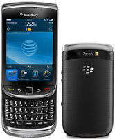 NEW BLACKBERRY TORCH 9800 (UNLOCKED) FOR $50