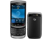 Blackberry torch 9800 used