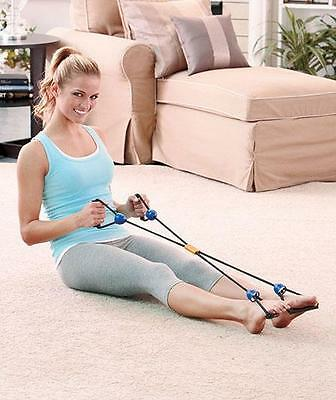 4-way Ab Stretch Exerciser For Personalized Workout For Abs Arms Buttocks Legs