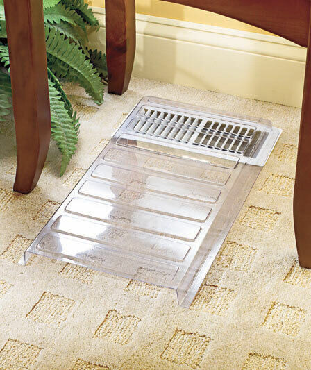 Furnace Vent Extender by Miles Kimball