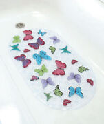 Butterfly Bathroom Decor