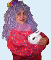 Candy The Clown and bunny rabbit,  birthday party entertainers.