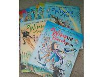 Books winnie the witch set of 12
