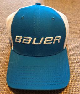New Era Bauer Hockey Flexfit Hat/Baseball Cap - Size M/L