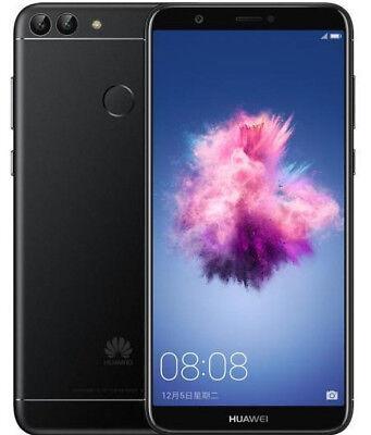 "HUAWEI P SMART 32GB BLACK 3GB 5.65"" OCTA 2.0GHz GAR ITALIA BRAND MONO SIM 32 GB"