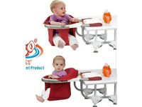Chicco 360 best high chair!! With tray